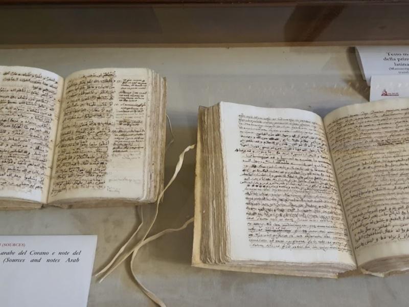 Alla Braidense di Milano in mostra due manoscritti del Marracci