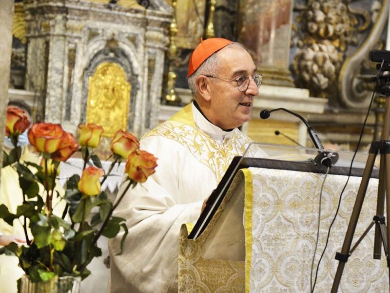 """De Donatis celebra i 550 anni di Santa Maria della Consolazione: """"La cura del desiderio"""""""