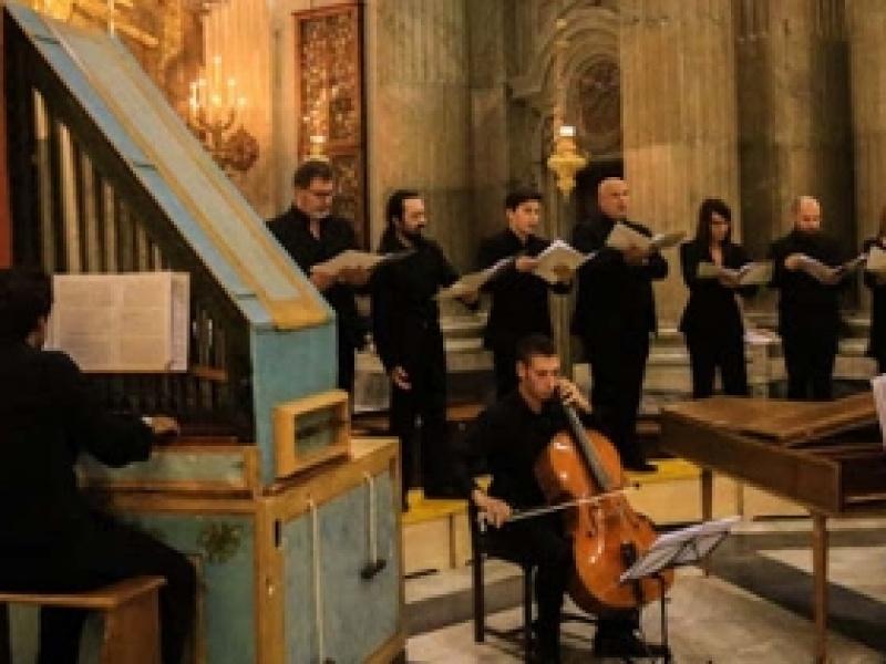 """Campitelli. IV Rassegna """"Echi d'organo in cantoria 2020"""""""
