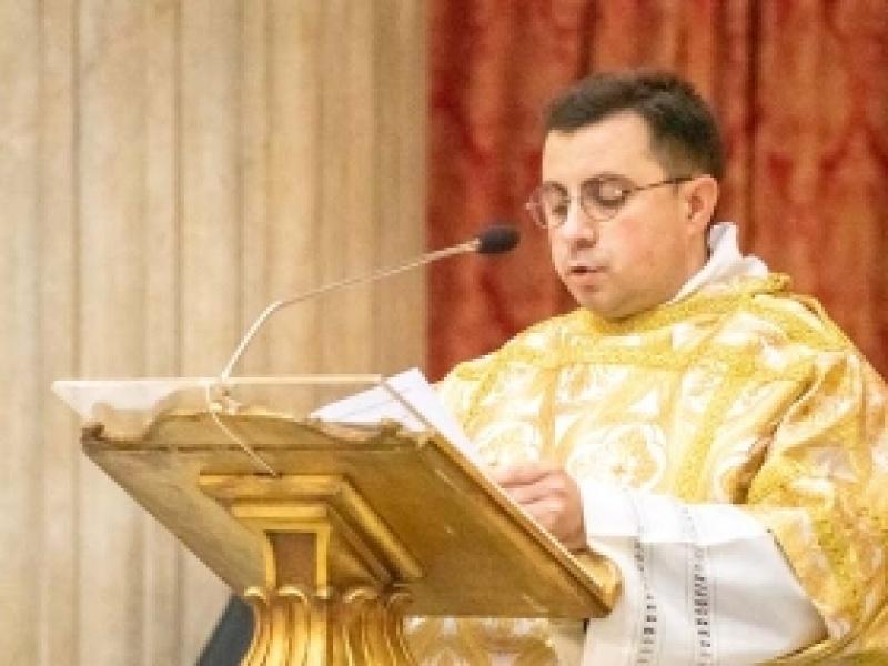 Ordinazione presbiterale di Dom Roberto Ferrari OSB