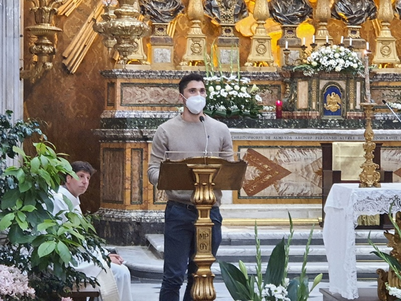 Dal santuario mariano di Campitelli il Rosario con i giovani della Diocesi
