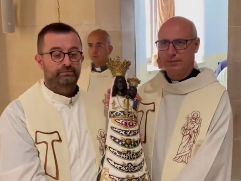 Pellegrini in Terra Santa nel segno di Maria