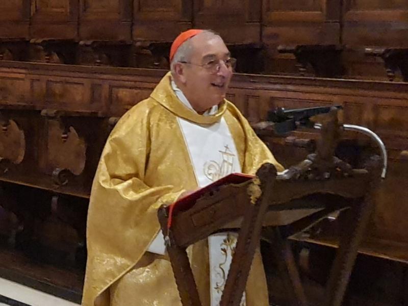 Il Vicario a Tor De Specchi. Lo stile di Francesca Romana: Dio e i poveri