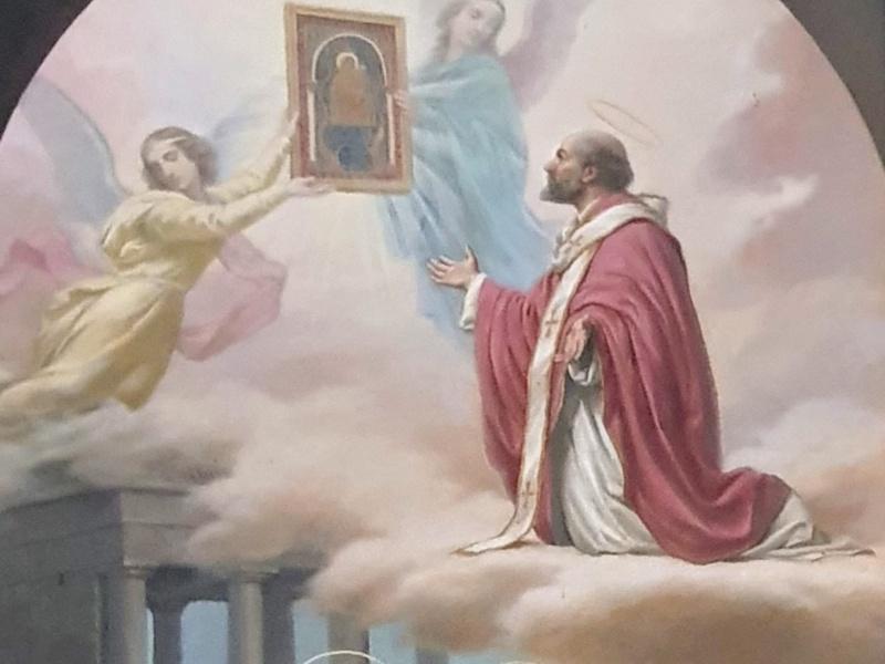 Celebrazioni per la Solennità di Santa Maria in Portico